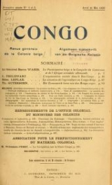 Cover of Congo