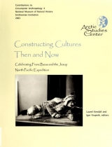 Cover of Constructing cultures then and now