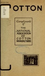 Cover of Cotton