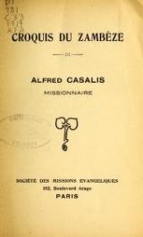 Cover of Croquis du Zambèze