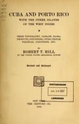 Cover of Cuba and Porto Rico