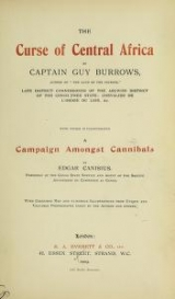 Cover of The curse of Central Africa