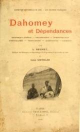 Cover of Dahomey et dépendances
