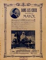 Cover of Dans les cieux