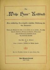 Cover of Das Weisse Haus Kochbuch