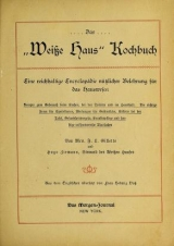 Cover of Das Weisse Haus Kochbuch