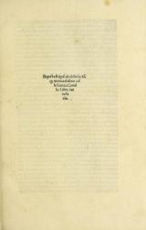 Cover of De dictis factisq