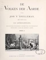 Cover of De Volken der aarde