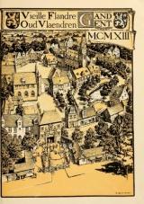 Cover of Drapeaux, bannières, souvenir de la 'Vielle Flandre'