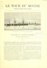 Cover of Du Niger au Golfe de Guinée par le pays de Kong et le Mossi