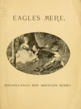Cover of Eagles Mere, Pennsylvania's new mountain resort