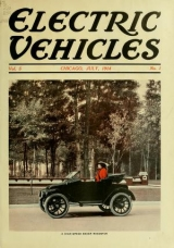 Cover of Electric vehicles