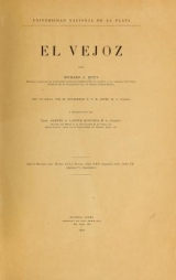 Cover of El vejoz