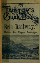 Cover of The Erie route