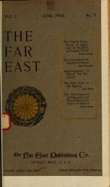 Cover of The Far east