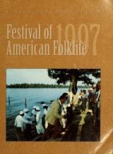 Cover of Festival of American Folklife 1997