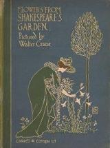Cover of Flowers from Shakespeare's garden