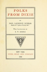 Cover of Folks from Dixie