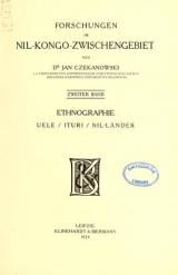 Cover of Forschungen im Nil-Kongo-Zwischengebiet