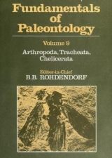 Cover of Fundamentals of paleontology