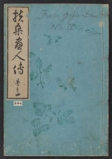 Cover of Fusō gajinden v. 4