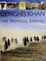 Cover of Genghis Khan and the Mongol empire