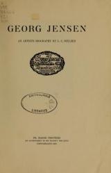 Cover of Georg Jensen