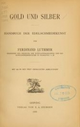 Cover of Gold und Silber