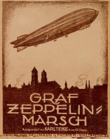 "Cover of ""Graf Zeppelin-Marsch"""