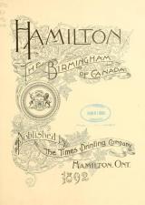 Cover of Hamilton