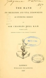 Cover of The hand
