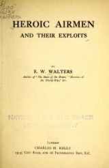 Cover of Heroic airmen and their exploits
