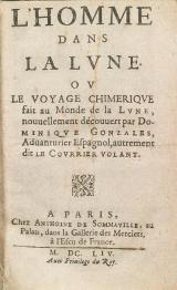 Cover of L'homme dans la lvne