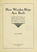 Cover of How wooden ships are built
