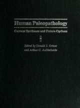 Cover of Human paleopathology