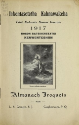 Cover of Iakentasetatha kahnawakeha =