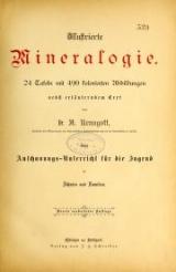Cover of Illustrierte Mineralogie