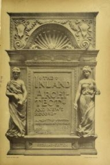 Cover of The Inland architect and news record v. 27 Feb-July 1896