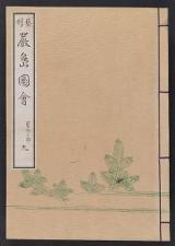 Cover of Itsukushima zue v. 9
