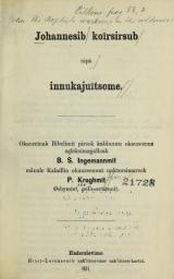 Cover of Johannesib koïrsirsub nipà innukajuïtsome