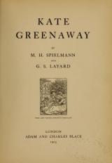 Cover of Kate Greenaway