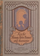 Cover of Kochs' beauty parlor fixtures and accessories