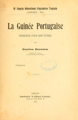 Cover of La Guinée portugaise