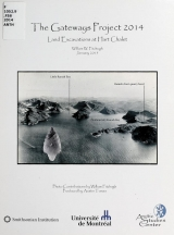 Cover of Land excavations at Hart Chalet