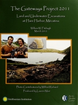 Cover of Land and underwater excavations at Hare Harbor, Mécatina
