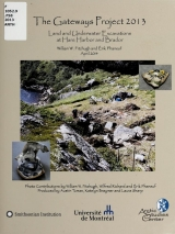 Cover of Land and underwater excavations at Hare Harbor and Brador