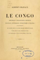 Cover of ... Le Congo