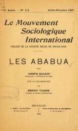 Cover of Les Ababua