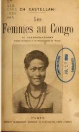 """Cover of """"Les femmes au Congo"""""""