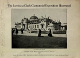 Cover of The Lewis and Clark Centennial Exposition illustrated
